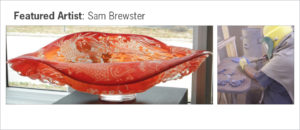 Featured Artist, Sam Brewster