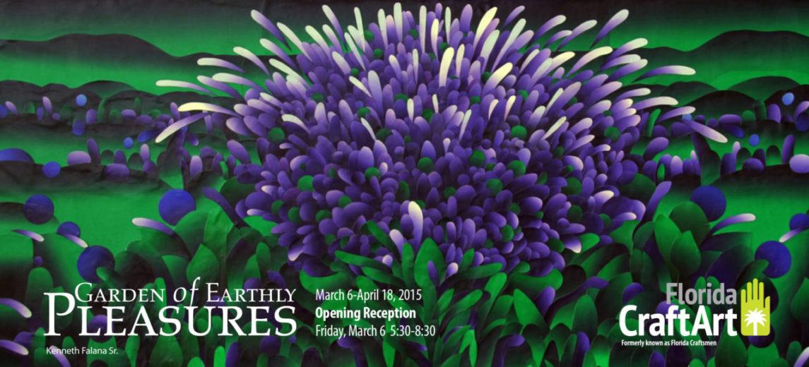"""""""Garden of Earthly Pleasures"""" Exhibition"""