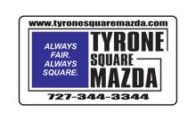 Tyrone Mazda Florida CraftArt Sponsor