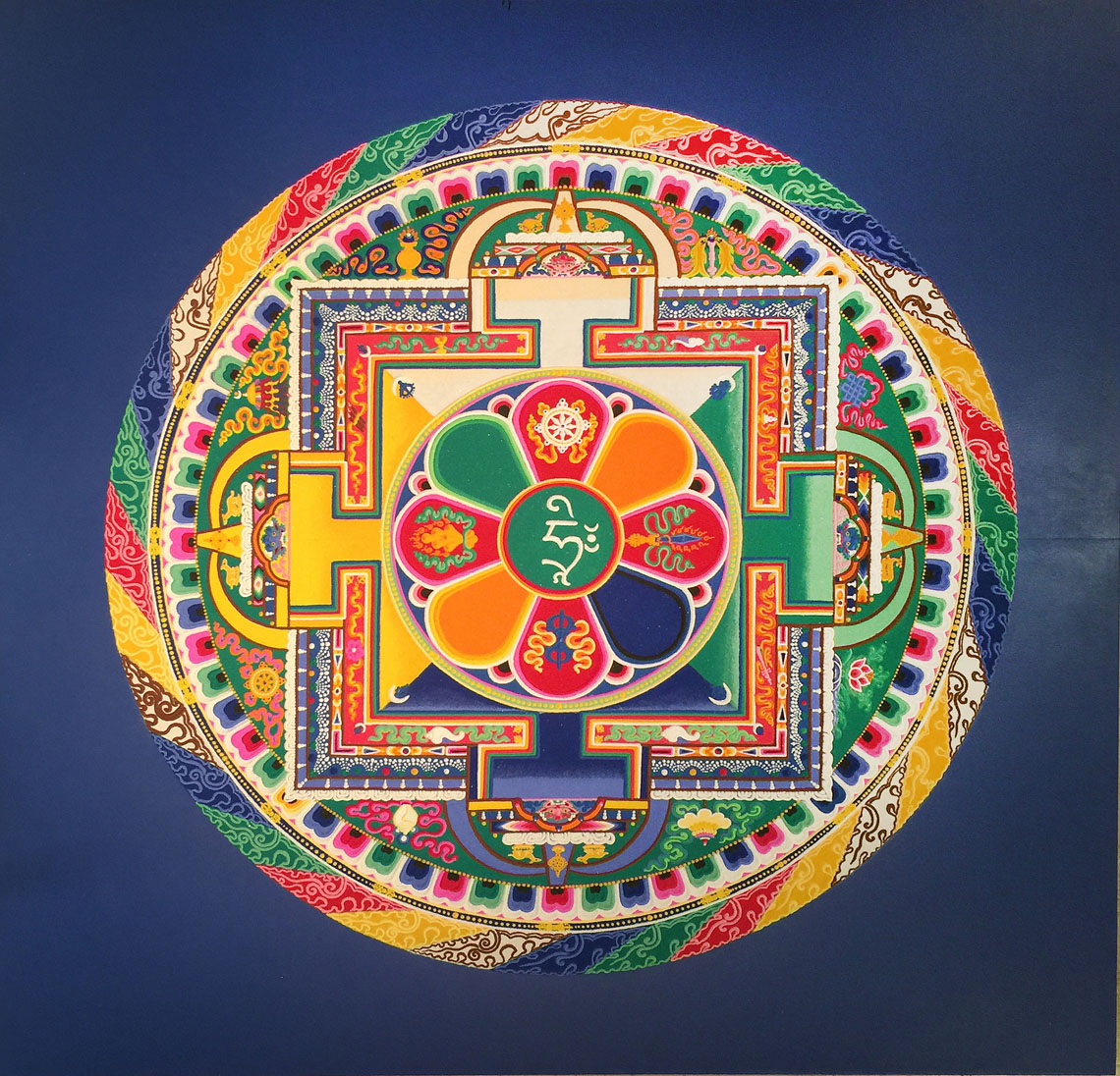 Sacred art tour of tibetan monks 2017 for Arts and crafts shows in florida