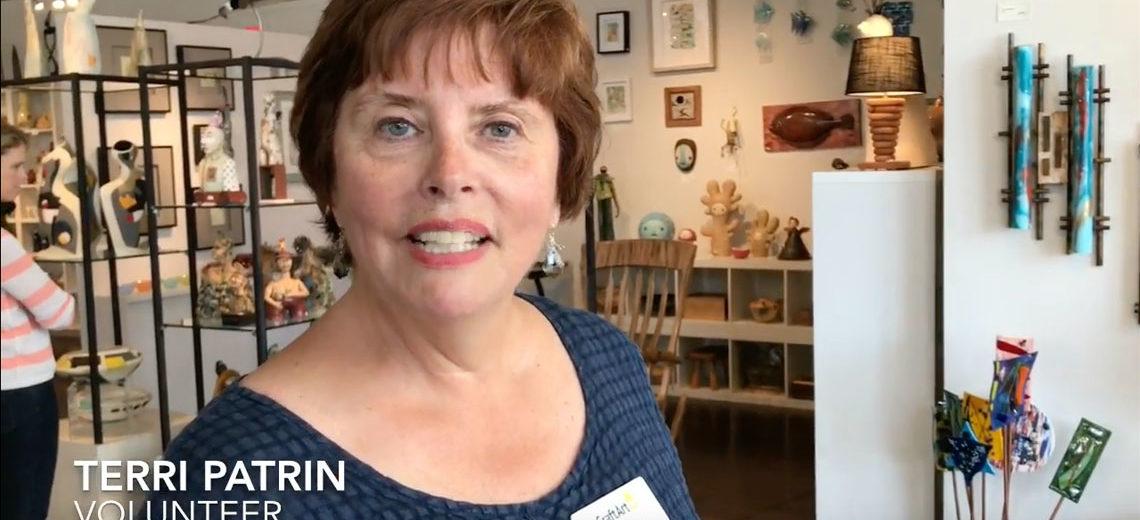 Florida CraftArt volunteer spotlight