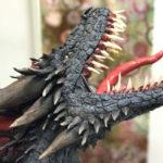 Dragon Trophy Ray Bennett Florida CraftArt