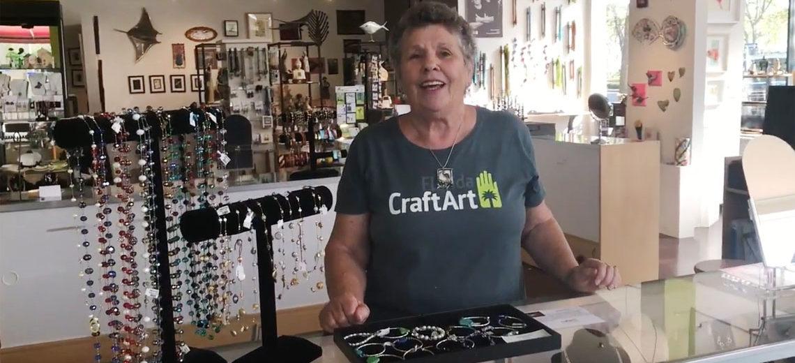 florida crafters volunteer jeri gammage