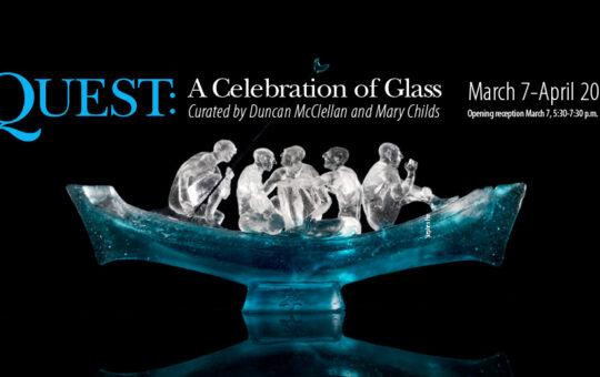 Quest glass exhibition florida craftart