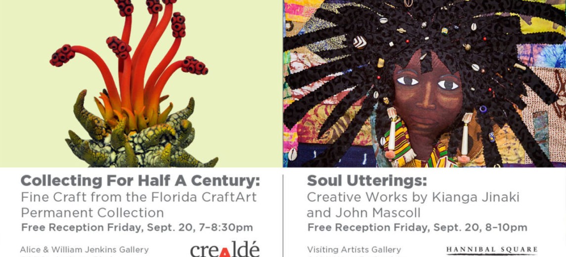 Florida CraftArt Permanent Collection at Crealdé School of Art