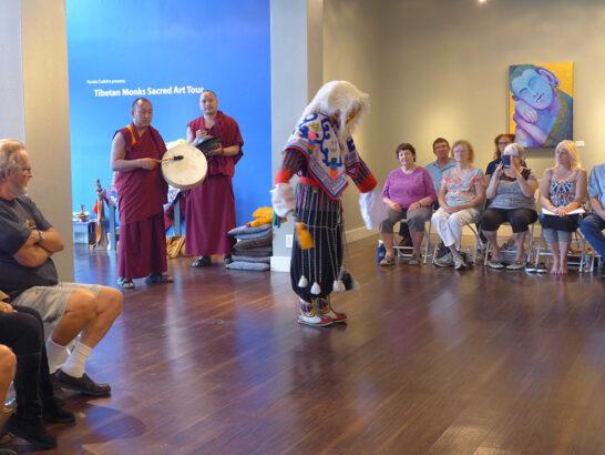 reception-featuring-Tibetan-Culture